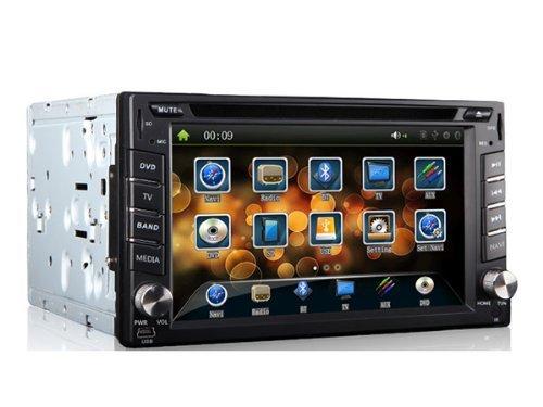 Pupug Generic Digital TV DVBT 2 Din Car DVD GPS Radio Stereos with Reverse Camera for Nissan TIIDA QASHQAI SUNNY X-TRAIL PATHFIN(China (Mainland))