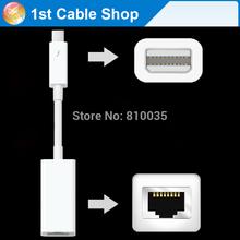 Free shipping&wholesale 1PCS/lot For apple Thunderbolt to Gigabit Ethernet Adapter Model A1433 emc 2590 white color(China (Mainland))