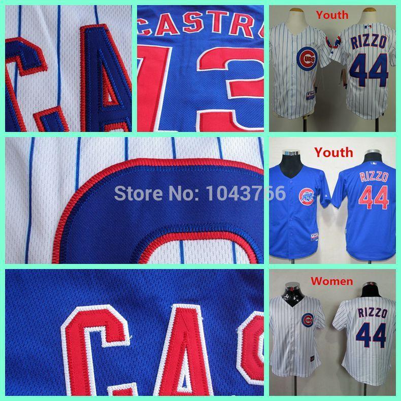 Baseball jersey #44 pinstrip форма для регби blue jays 10 edwin encarnacion baseball mlb jersey