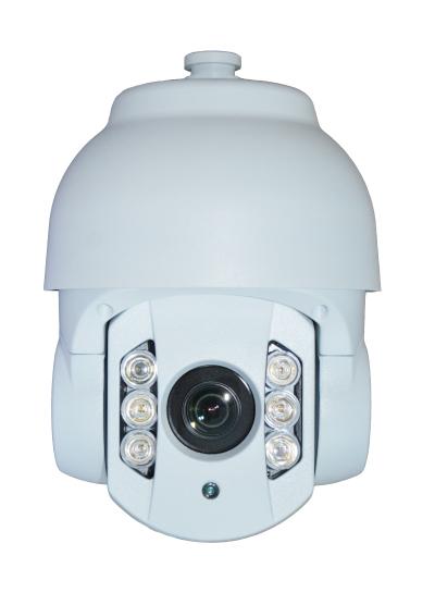 "outdoor PZT 10X zoom 960P IR High Speed dome IP CCTV Camera,1/3""1.3 MP CMOS Module 6 pcs Arrays IR-LED 60m(SIP-S01)(China (Mainland))"