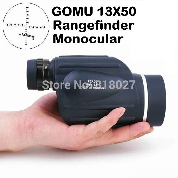 цена на Телескопы, Бинокли GOMU 13 x 50 binoculo 114 /1000 13X50