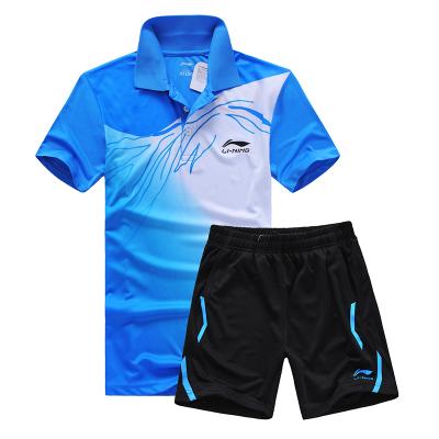 2015 NEW arrive Free Shipping Table Tennis Shirt Men /women Badminton Jersey /pin Pong shirt / Table Tennis Clothes(China (Mainland))