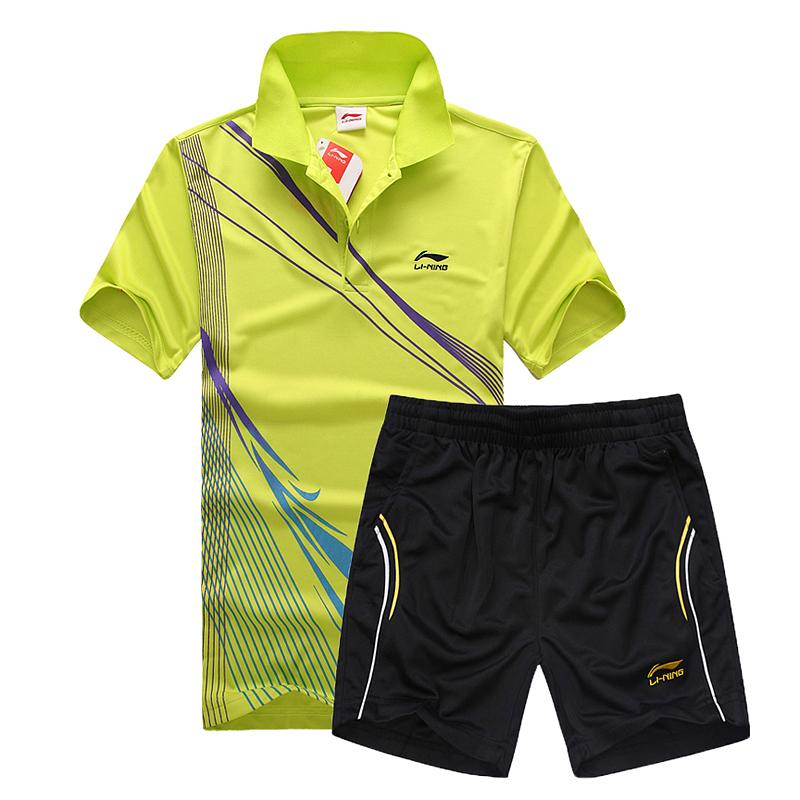 2015 NEW arrive Free Shipping Table Tennis Shirt Men /women  Badminton sport Jersey / ping Pong shirt / Table Tennis Clothes(China (Mainland))