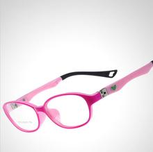 New Arrival 2014 Children Kids Myopia Glasses Frame Brand Cute baby Optical Spectacle Frame Oculos de