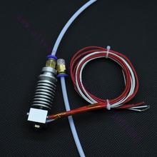 Reprap 3D Printer Kossel All metal J-head Custom Hotend for 1.75mm Bowden Extruder
