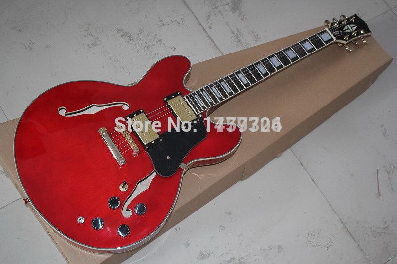 Gibson Hollow Body Jazz Guitars Jazz Semi Hollow Body
