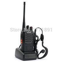 Dual Band Two Way Radio baofeng BF-888S Walkie Talkie 5W Handheld Pofung bf 888s Two Way Radio 400-470MHz UHF radio scanner