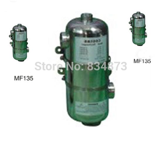 Water heat exchanger MF135 40KW Water tube heat exchanger swimming pool heating MF135 40KW Stainless steel heat exchanger 40KW(China (Mainland))