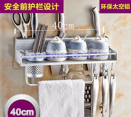 Online kopen wholesale muur kruidenrek uit china muur kruidenrek groothandel - Plank keuken opslag ...