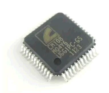 CM108 LQFP48 USB sound card chip imports | Original | New(China (Mainland))
