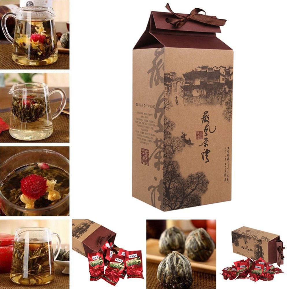 Связанный китайский чай купить