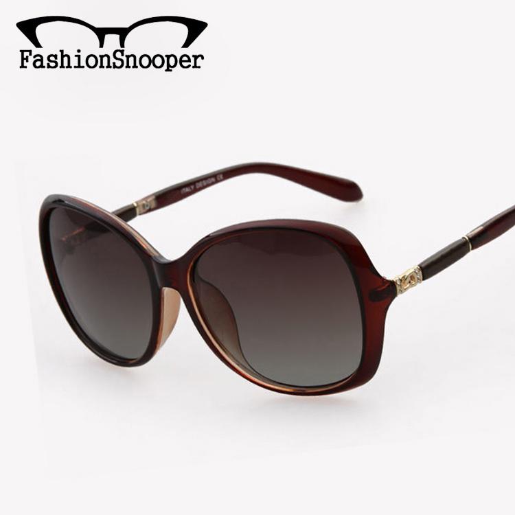 Fashion Sun Glasses Women Original Brand Designer Sunglasses Polarized Gafas Polaroid Vintage Oculos De Sol Feminino E1510(China (Mainland))