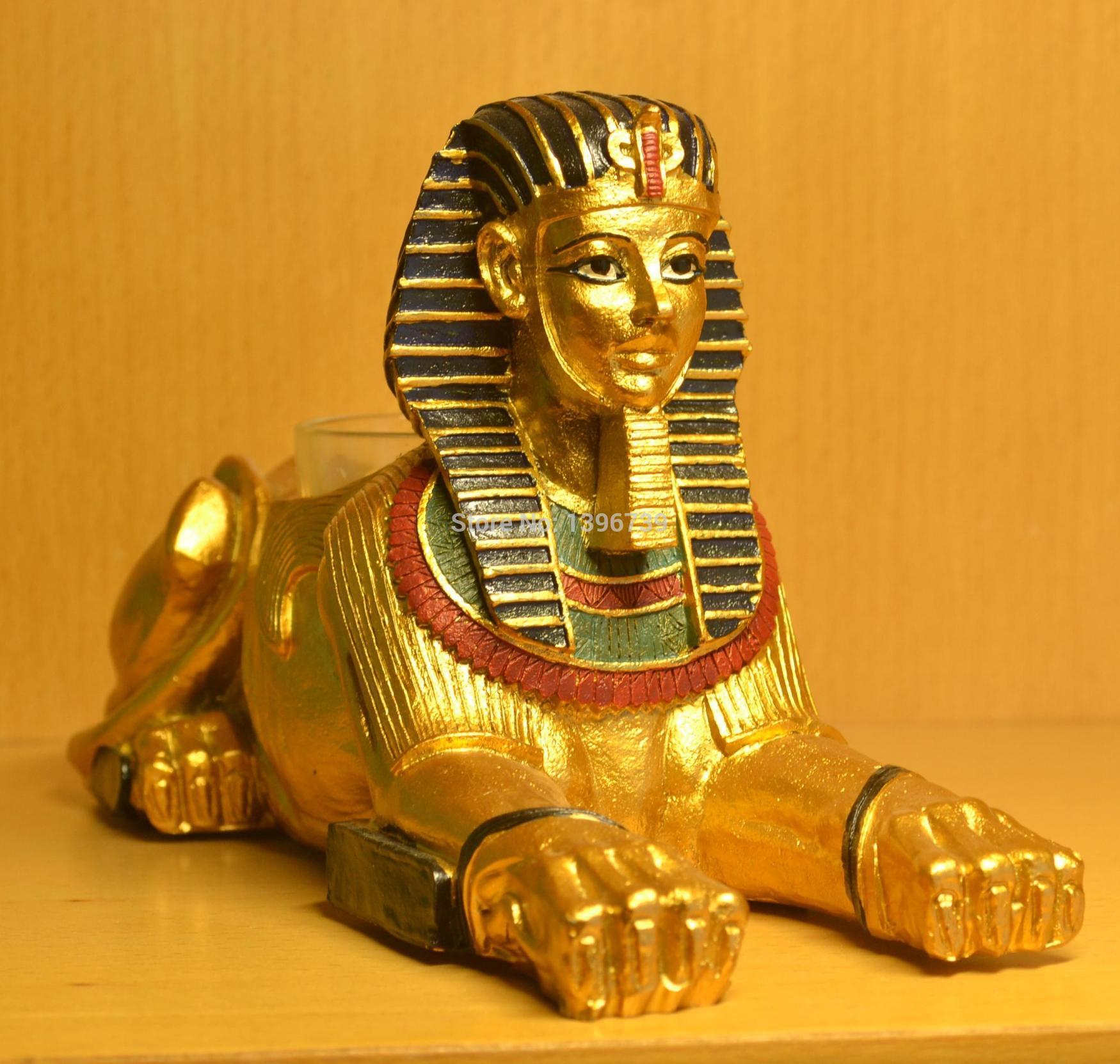 Decoracion Egipcia Hogar ~ Compra egipcios esfinge online al por mayor de China, Mayoristas de