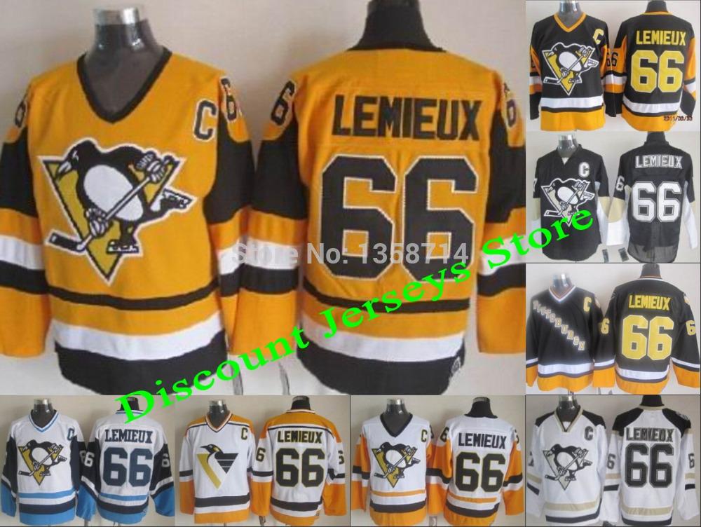 Hockey Mario Lemieux Jersey Cheap Mario Lemieux Jersey 66