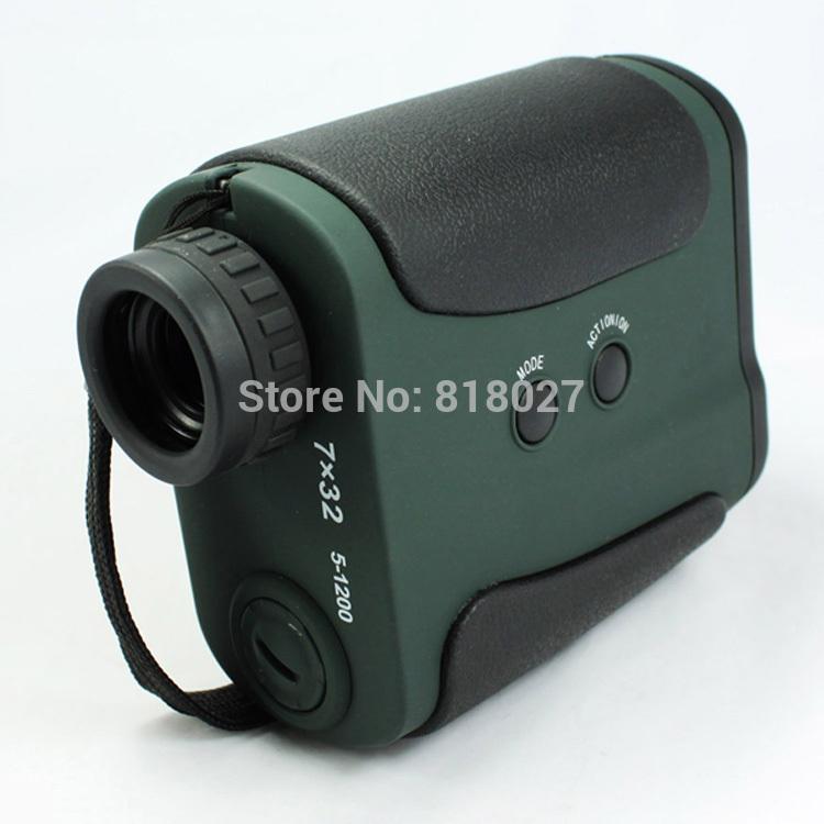 Лазерный дальномер B.S.N.L 7 x 32 5/1200 medidor bak4 7x32