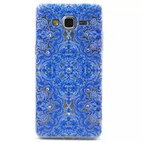 New Clear TPU 3D bling painting soft Case High Flexible Colorful TPU cover for Samsung Galaxy Grand Prime G530 G530H