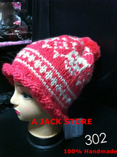 Handmade hat for women from China factory CN302(China (Mainland))