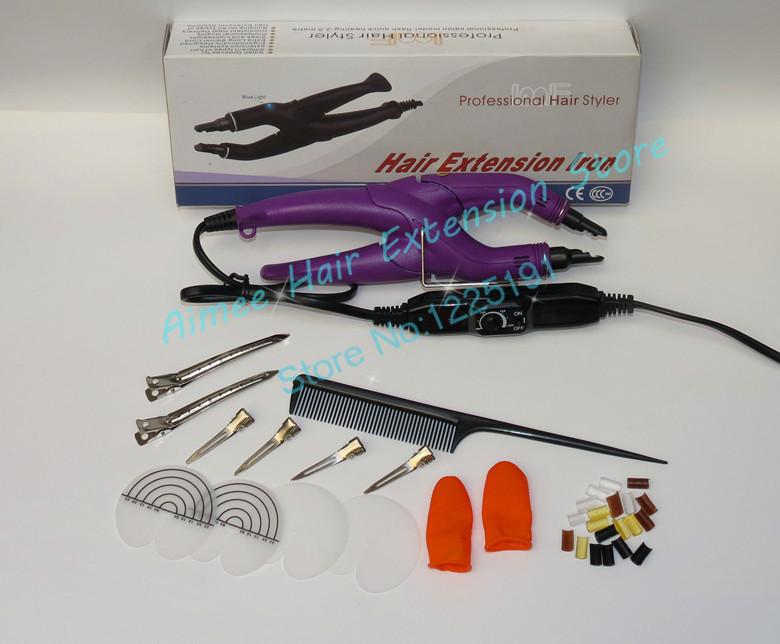 Щипцы для наращивания волос Reallyhair Loof l/668 щипцы для наращивания волос loof 1pcs lot l 688 l bs688