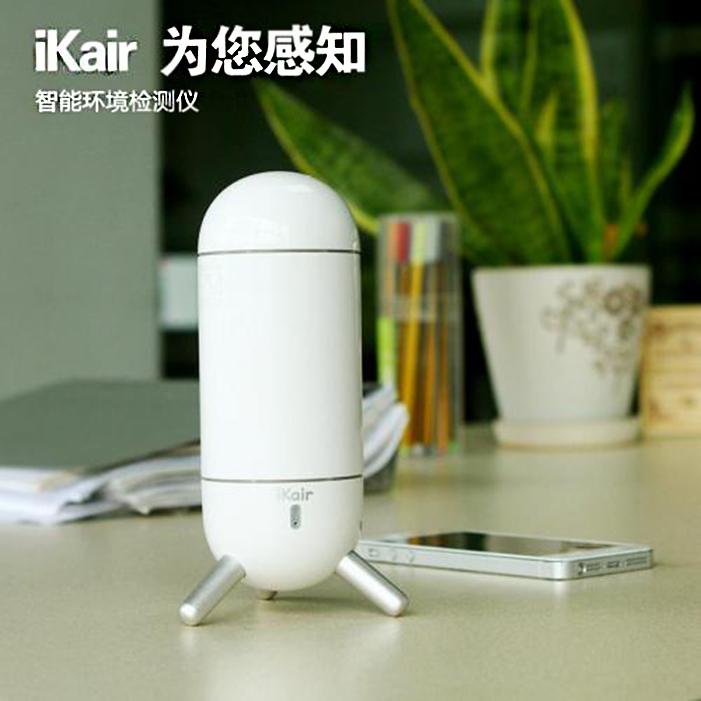iKair housekeeper smart home environment monitor air quality testing instruments formaldehyde pm2.5 Environmental Testing(China (Mainland))