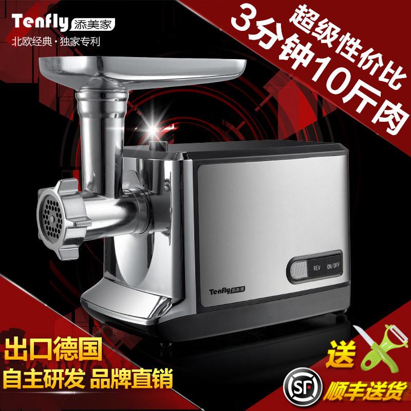 Hachoirs à viande de volaille saucisses Machine de remplissage électrique inoxydable poussoir à saucisses produits outils de cuisine pour la cuisine(China (Mainland))