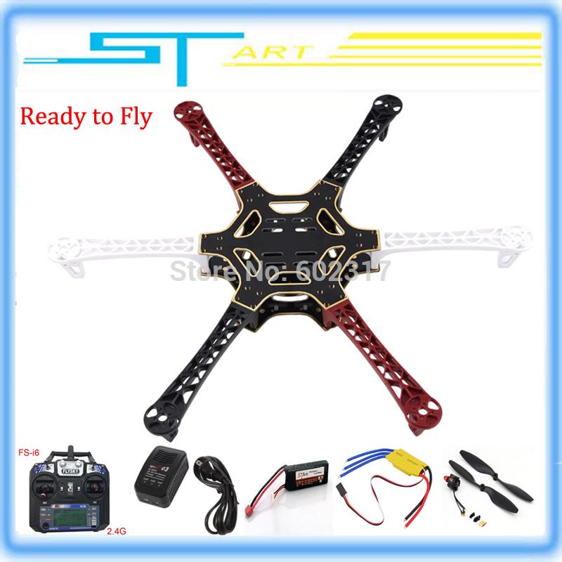 EMS FPV hexacopter DIY Quadcopter Multi Frame kit MT2213 935K Motor +3 XXD 30A ESC +3 Pair 1045 Propeller for DJI F450 F550(Hong Kong)