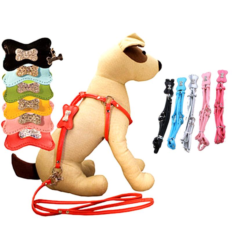 Dog Vest Leash Dog Harness Vest Leash