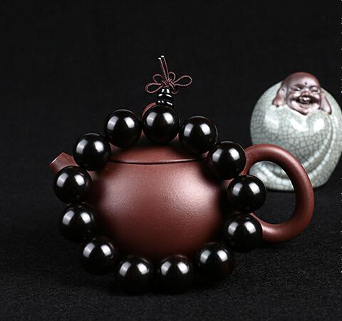 Indonesian ebony beads bracelet bracelets men Rosewood Ms. Ebony bracelets jewelry transporter(China (Mainland))