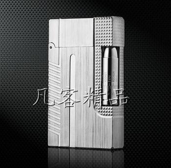 Free shipping Lang sound Dupont Dupont lighters Tuo gun bullet 007(China (Mainland))