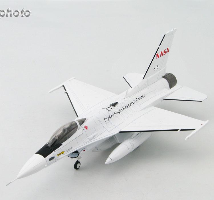 HA3855 F-16A Block 15 at NASA Dryden Flight Research Center # 816,2006 years Aircraft models(China (Mainland))
