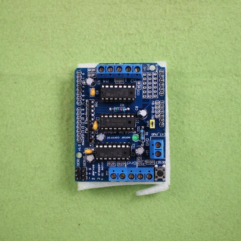 Интегральная микросхема 5pcs L293D Arduino Mega UNO Duemilanove motor drive shield l293d for arduino duemilanove mega uno