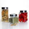 Free Shipping Kitchenware Storage Jar Glass Storage Bottle 1000ml(China (Mainland))