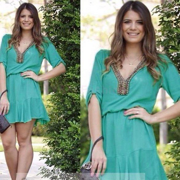 Женское платье Vestido de festa Vestidos 2015 V Vestidos T-SV015409 женское платье booming jelly v 2015 vestido vestidos 141029 page 3