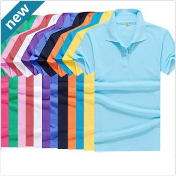 2015 , лето , новый твердые рубашки поло лацкане короткий рукав пустой мода свободного покроя мужской одежды тенденция горячая топы поло ральф мужчины бесплатная доставка