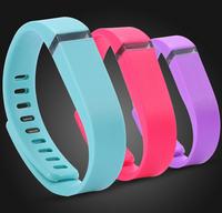 LARGE L Replacement Wrist Band &Clasp for Fitbit Flex Bracelet (NoTracker) Color Black Size L