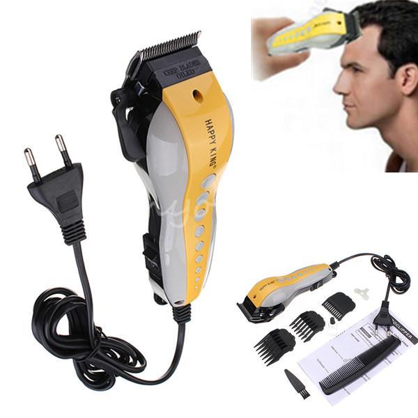 Триммер для волос KeMei Pro Hair Clipper kemei 110v 240v kemei hair trimmer rechargeable electric clipper professional barber hair cutting beard shaving machine electr
