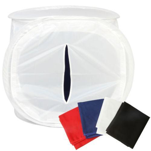 "K&F Concept 32"" 80 x 80cm Studio Tent Light Backdrop Kit Photography Lighting Soft Box Cube(China (Mainland))"