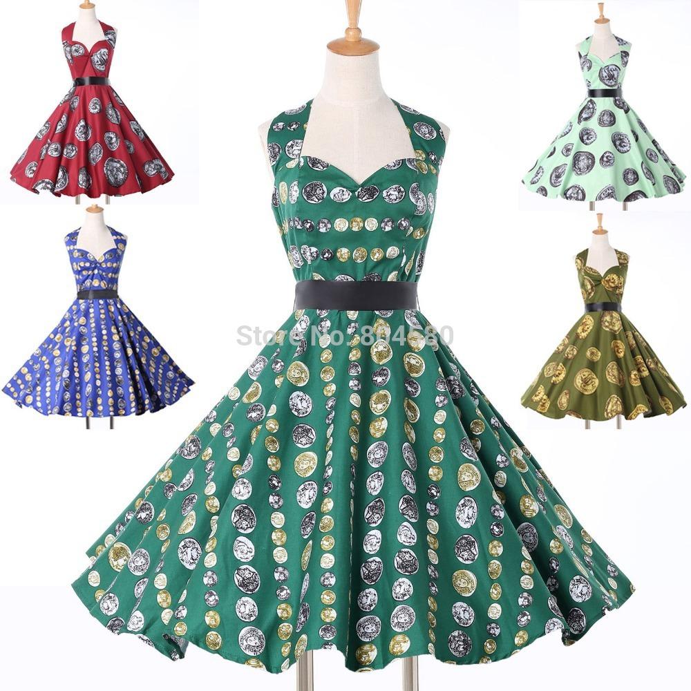 Cheap Pinup Dresses