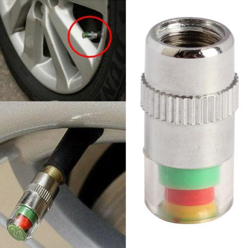 5pcs Car Tire Air Pressure Monitor Valve Stem Cap Sensor Indicator Eye Alert(China (Mainland))