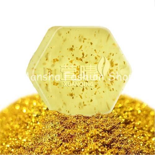 Gold Price vs Oil Price Oil 24k Gold Soap Crystal