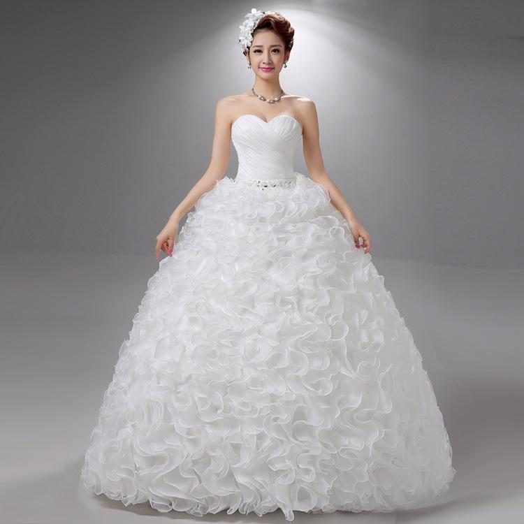 Em estoque New Fation Real Photo grátis frete vestido de noiva Custom Made Organza simples e elegante da sereia vestido de noiva 2015(China (Mainland))