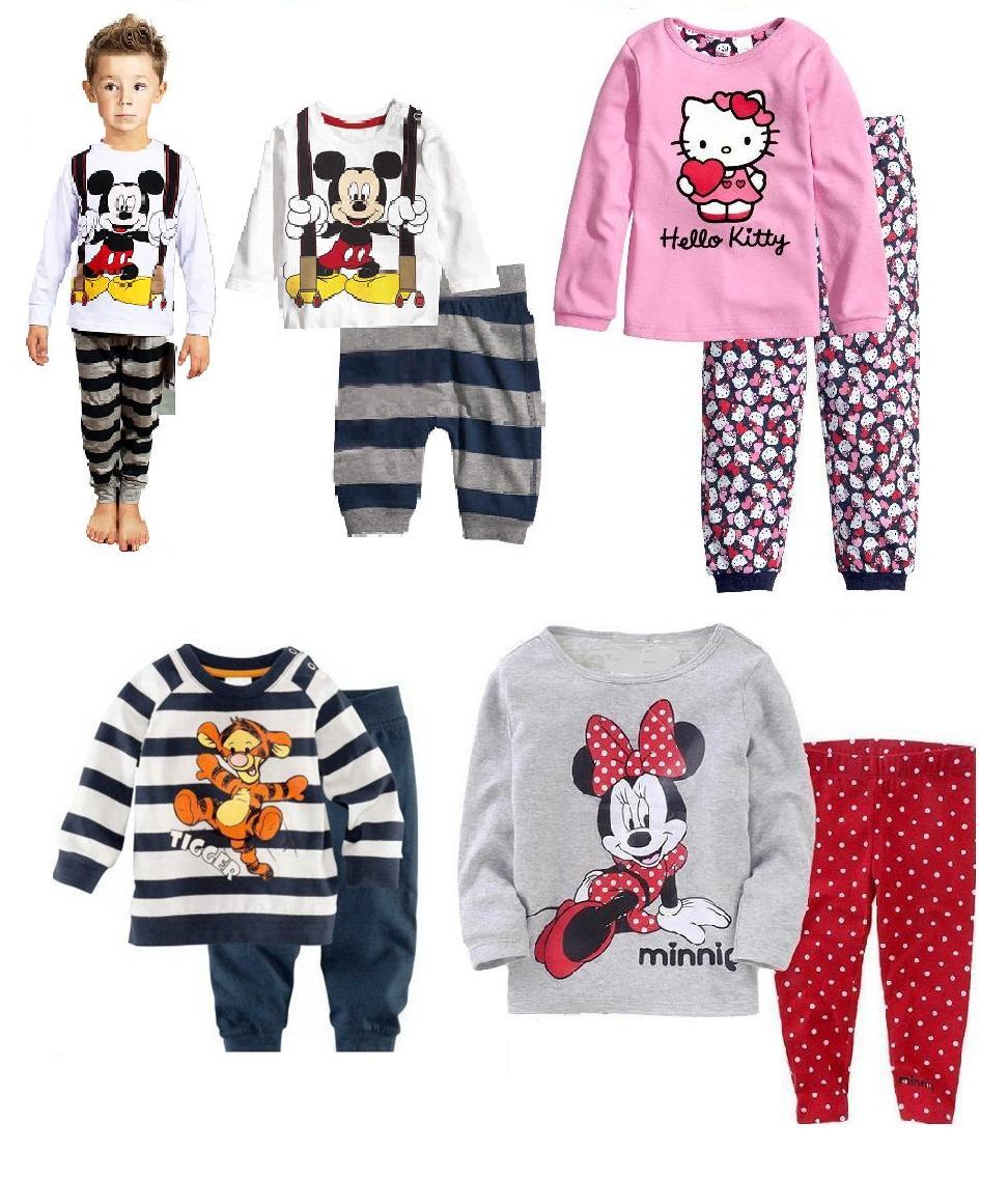 free shipping new cotton baby girls sets kids christmas pajamas pijama infantil for boys children's pyjamas children clothing(China (Mainland))