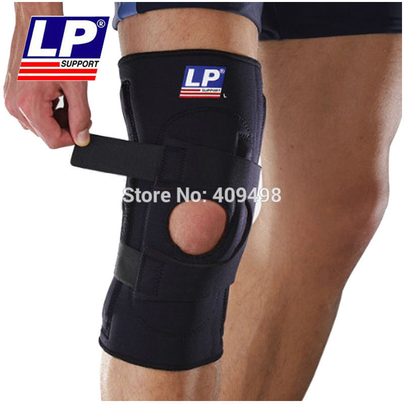 original LP 721 black patella stabilizer knee support body protection(China (Mainland))