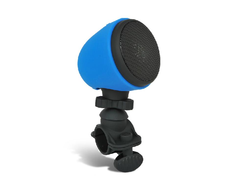 Portable Wireless Bluetooth Bike Speaker And 360 Degree Rotating Bike Mount IPX4 Water Resistant(China (Mainland))