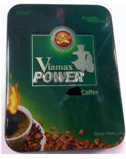 Viamax power coffee for man
