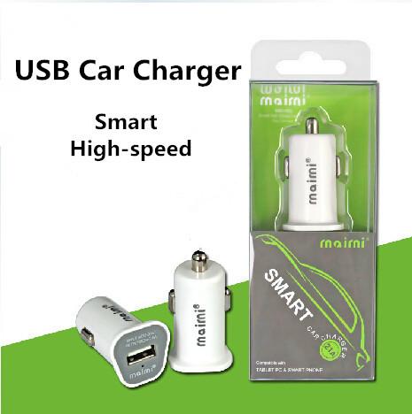 USB автомобильное зарядное