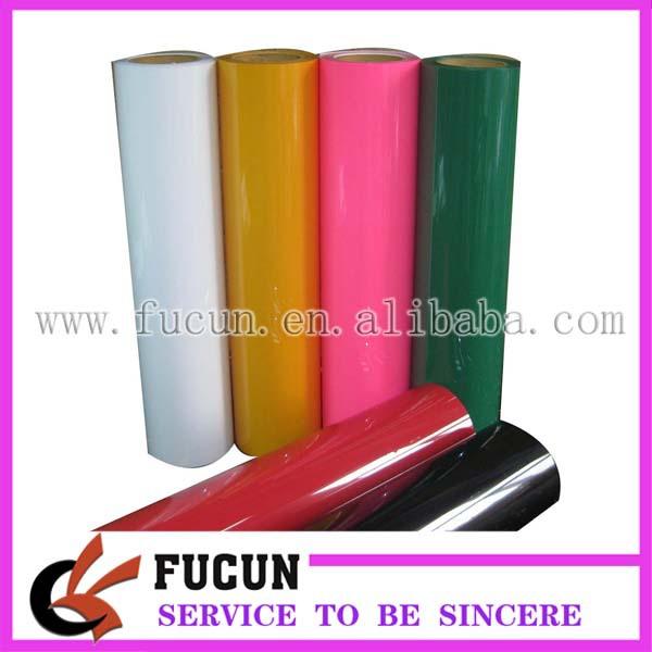 2rolls/lot free shipping korean quality PVC heat transfer vinyl for garment(China (Mainland))