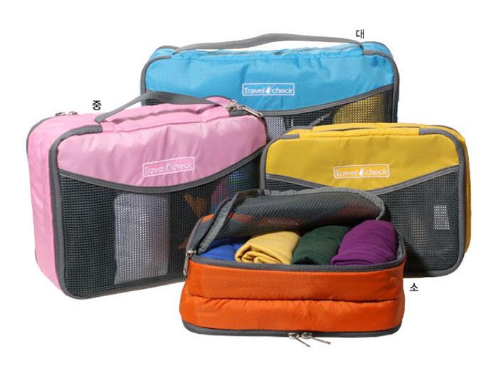 2015 new travel waterproof breathable underwear Storage Travel Bag Tote Box(China (Mainland))