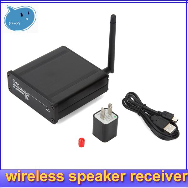 1set Bluetooth wireless digital optical fiber / coaxial /5.1 hi fi audio HIFI / audio wireless speaker receiver(China (Mainland))