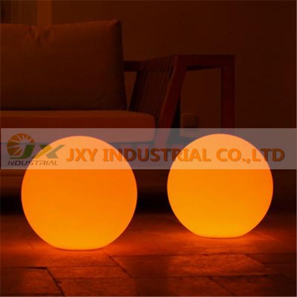 waterproof IP68 7 color RGB LED ball /led flashing golf balls wholesale(China (Mainland))