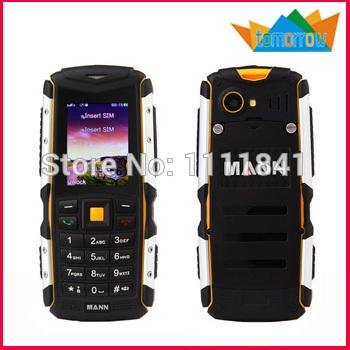 Мобильный телефон MANN 2.0 S IP67 ip телефон gigaset c530a ip